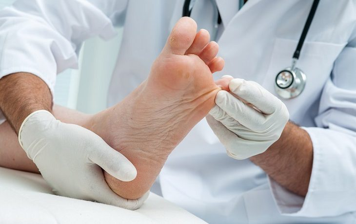 Podiatrist will be in Wabasca and Calling Lake (June 25, 2018)