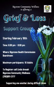 Grief & Loss Support Group