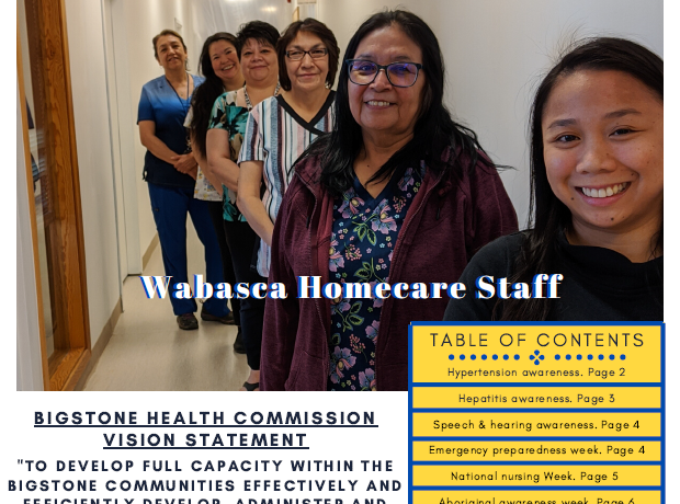 BHC May 2020 Newsletter
