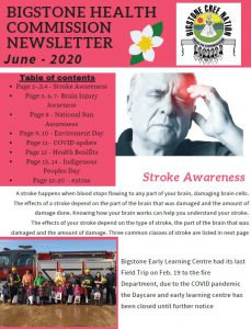BHC June 2020 Newsletter